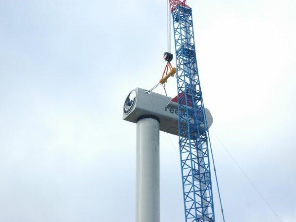 Projektierung Windenergieanlagen
