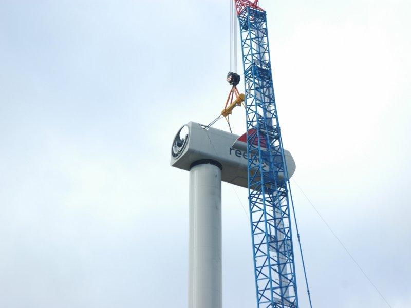 Projektierung<br /> Windenergieanlagen