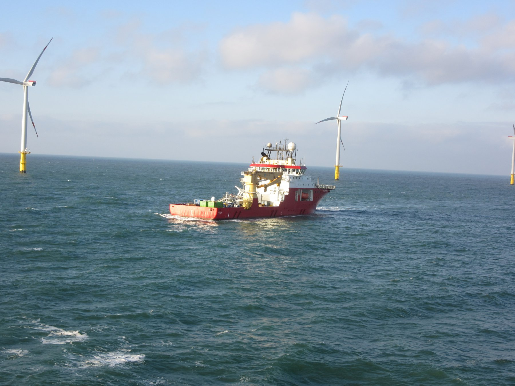 WindMW Inbetriebnahmebegleitung Und Site Management